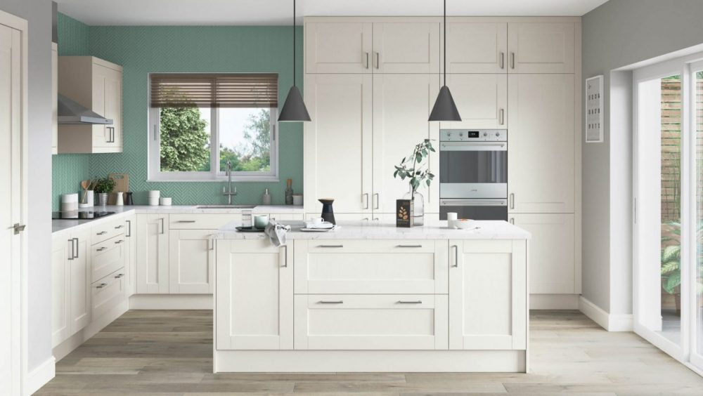 Kensington Kitchen Porcelain