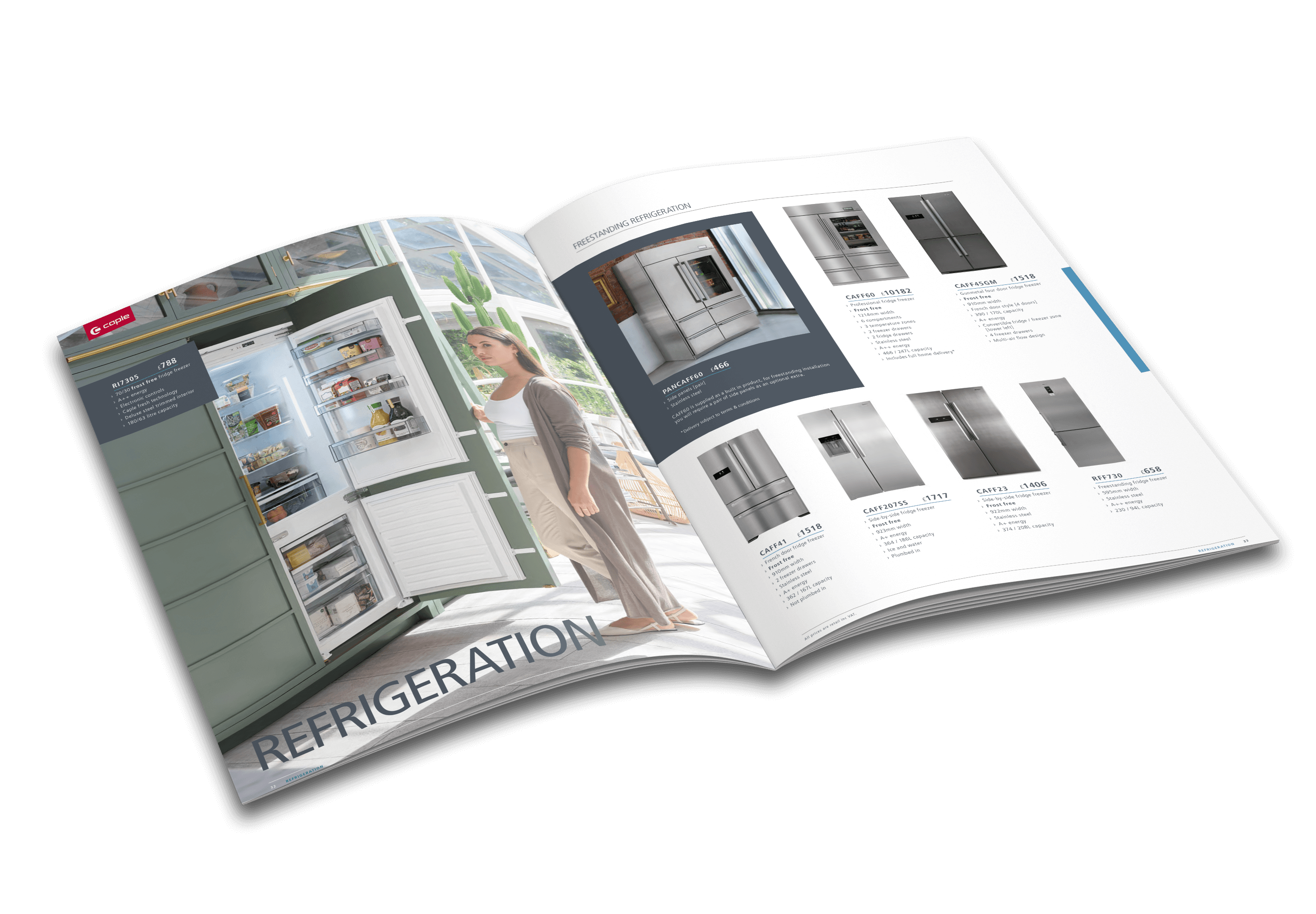 Caple retail guide